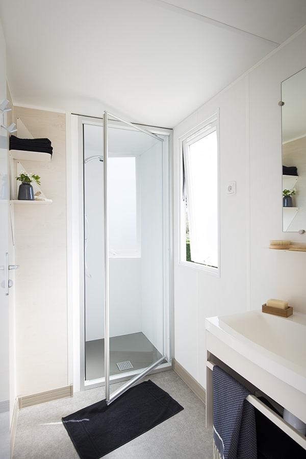 Cabina de ducha y cuarto de baño para casas prefabricadas ...