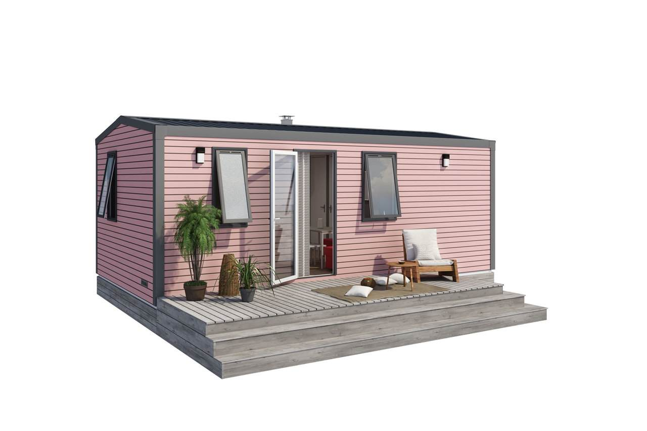 Mobile home 2 bedrooms 724 2-bed 1