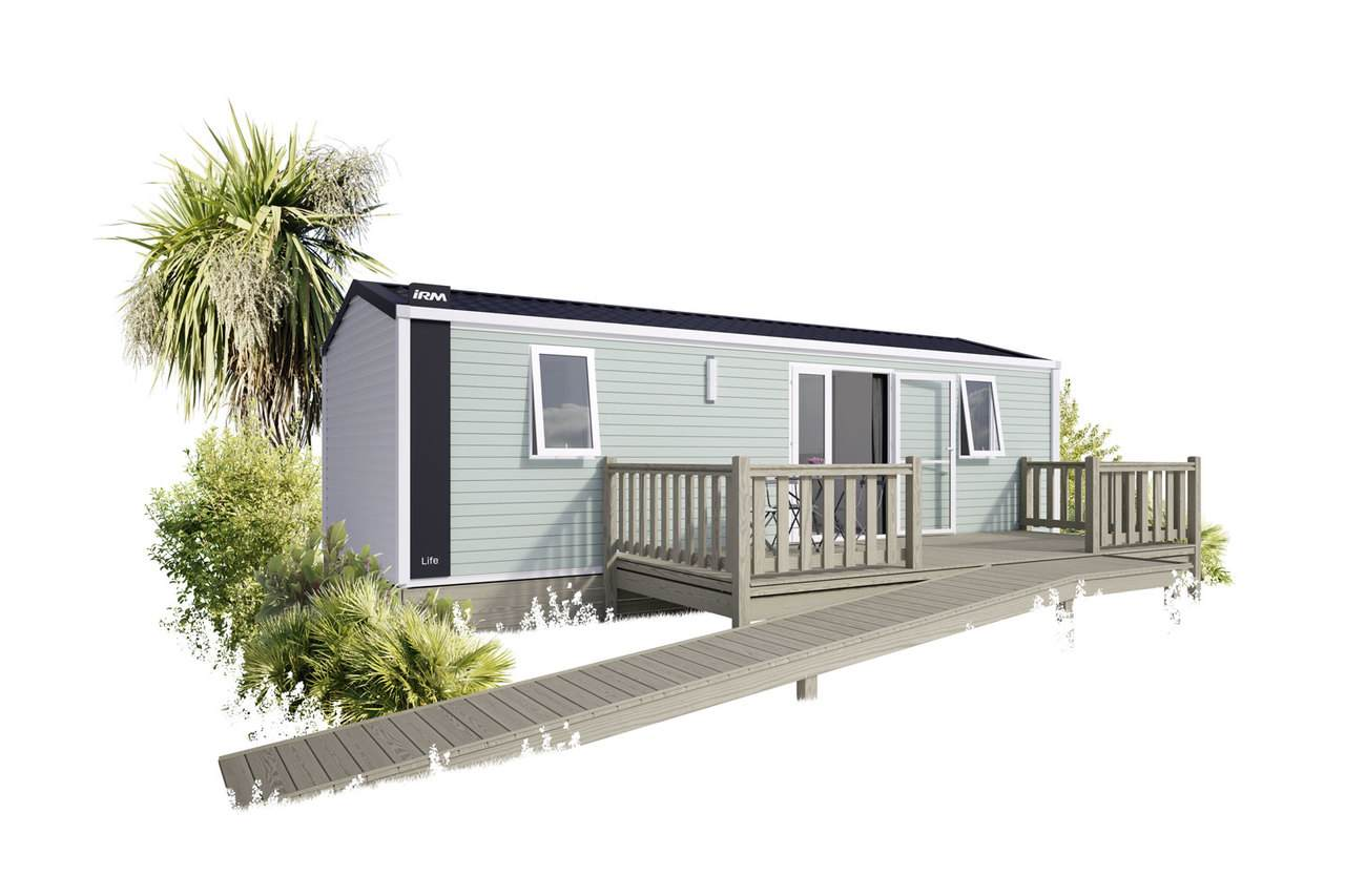 Mobile home LIFE - 2 bedrooms | IRM for professionals