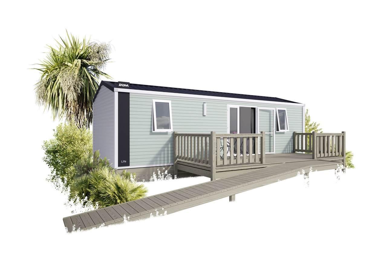 Casa prefabricada LIFE - 2 habitaciones | IRM para profesionales