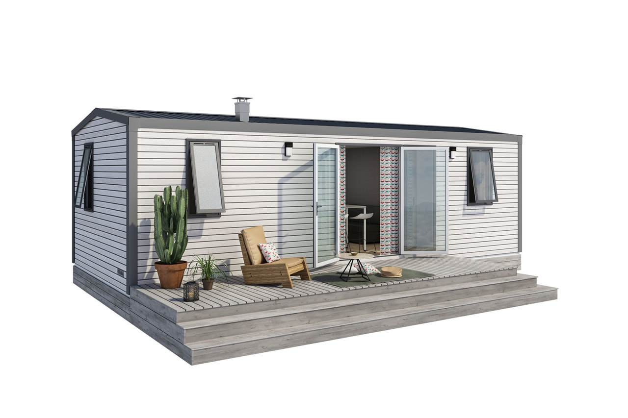 Mobil-home 2 chambres 914 2ch 1