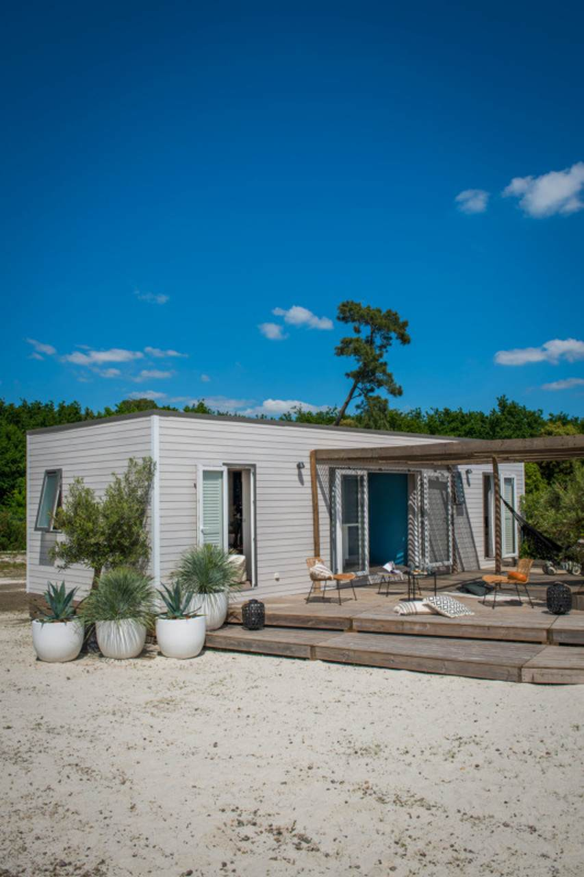 Mobil-home 2 chambres Key West 2ch 1