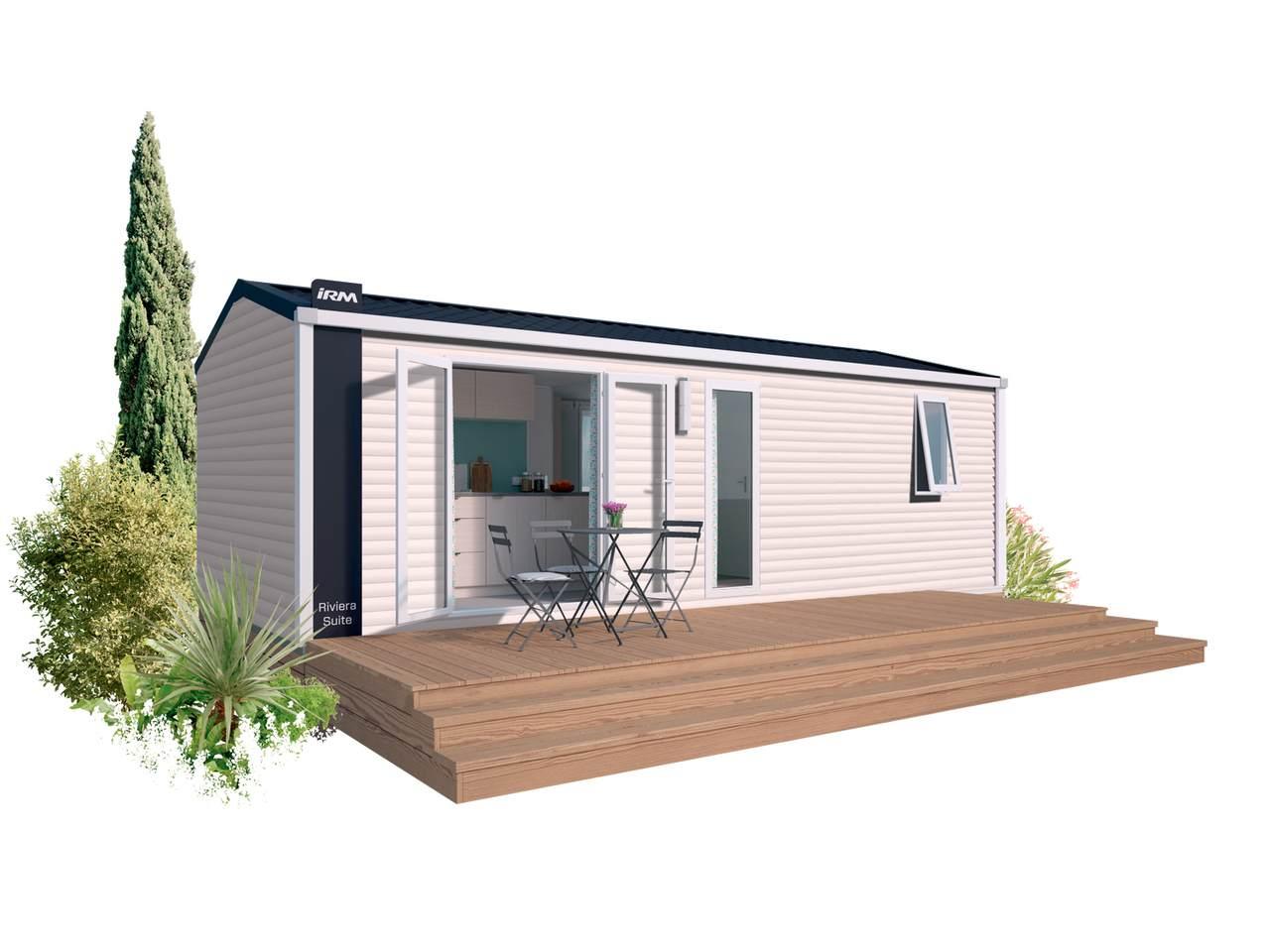 Mobil home RIVIERA SUITE - 2 chambres pour professionnel | IRM