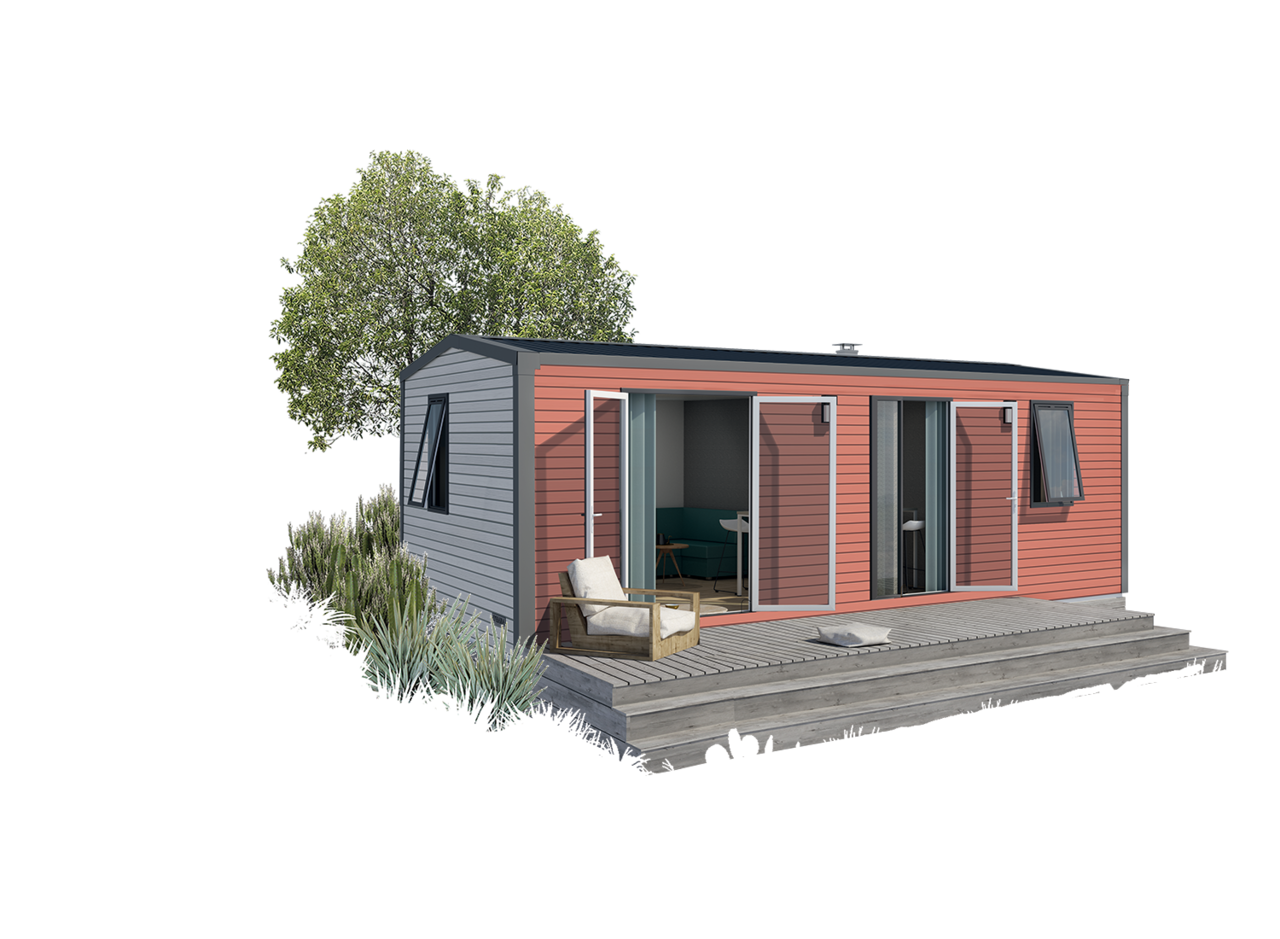 Mobil-home 2 chambres 844 2ch 1