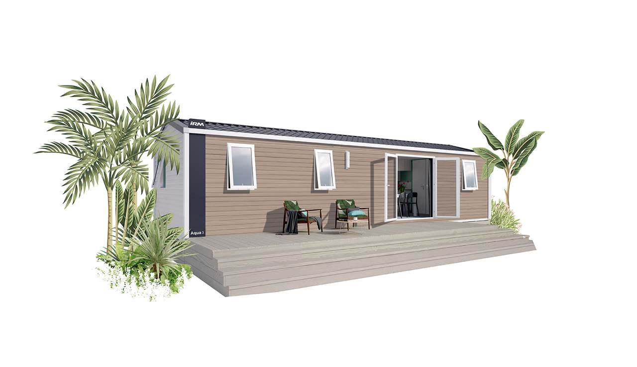 Mobile home AQUA 3 - 3 bedrooms | IRM for professionals