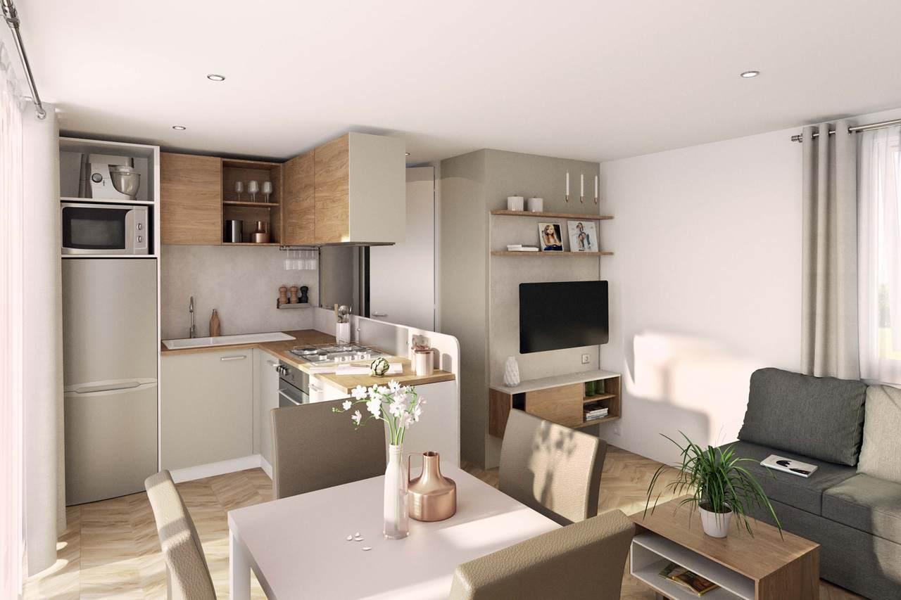 100 Incroyable Conseils Mobil Home Amenagement Interieur