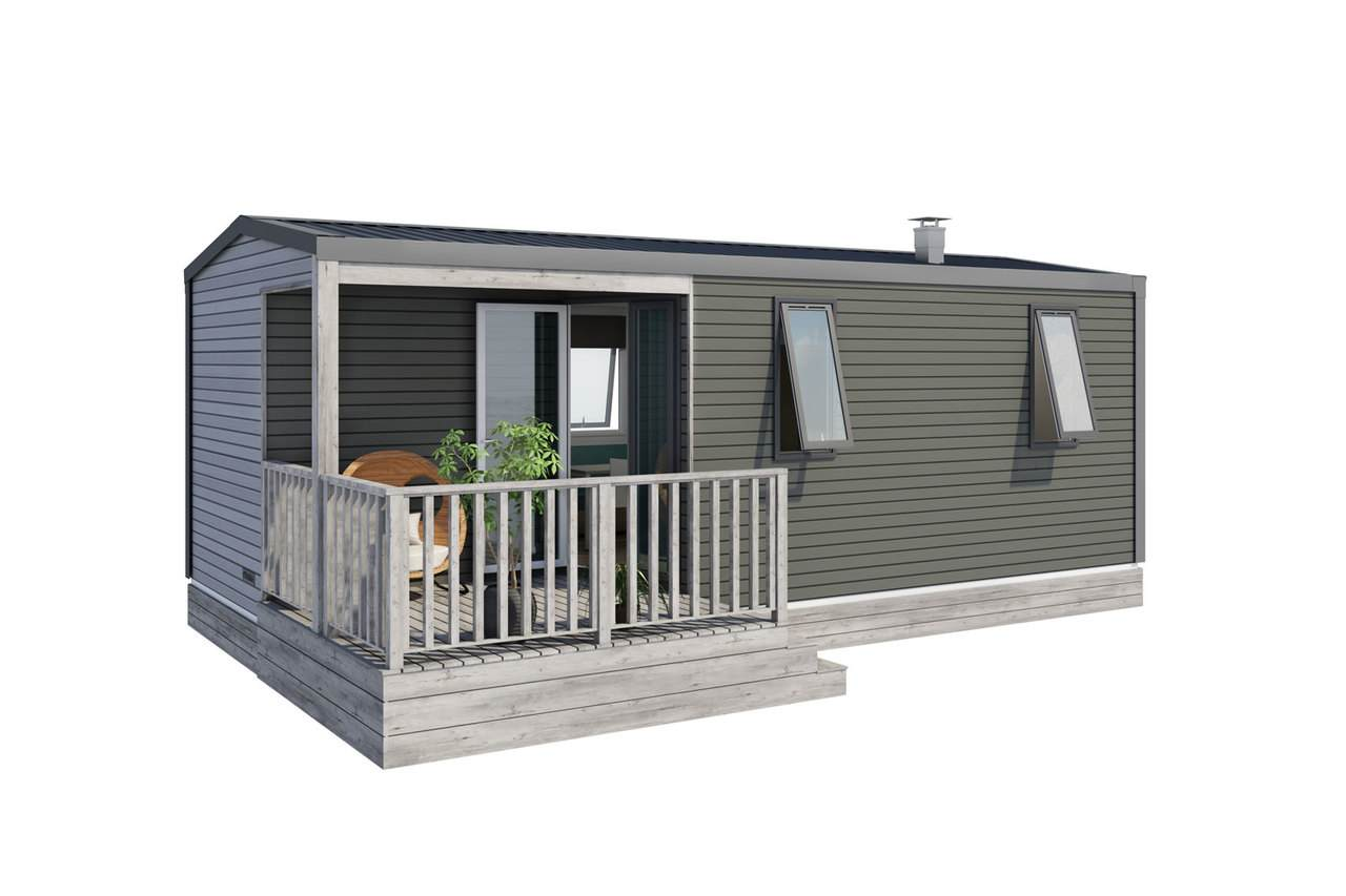 Mobile home 2 bedrooms 784 2-bed T 1